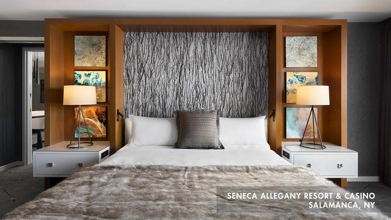 Seneca Allegany Resort and Casino in Salamanca, New York