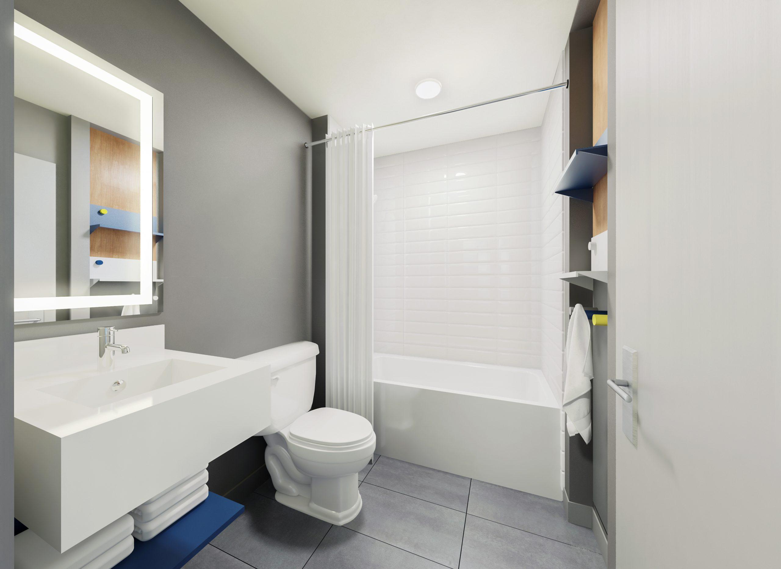 Microtel Moda Bathroom